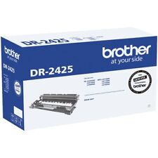 1x Genuine Brother DR-2425 Black Drum - HL L2350DW L2375DW L2395DW MFC L2710DW