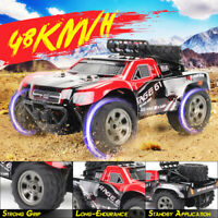 1:18 2.4G 48KM/H Off Road Remote Control Car Rock Monster Crawler RC Toy Gift