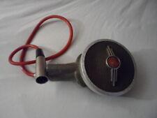 Philips Studio micrófono MIC vintage Sound 40er años XLR Antik rareza rare Top