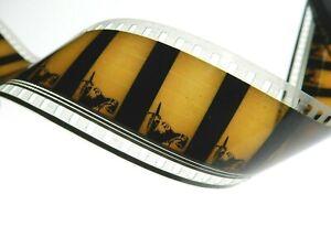 The Way West 1967 original 35mm Film movie trailer Robert Mitchum Kirk Douglas