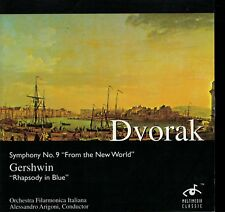 Dvorak - Symphony No.9, Gershwin - Rhapsody in Blue (CD)