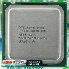 Intel Core 2 Quad Q9400 Q9400 - 2.66GHz Quad-Core (BX80580Q9400) Processor