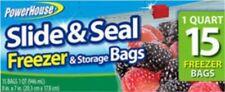 15CT QT Slide Freez Bag,No 92796-4,  Personal Care Products Llc,PK24