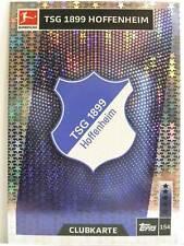Match Attax 2018/19 Bundesliga - 154 TSG 1899 Hoffenheim - Clubkarte