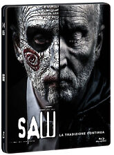 Saw - L'Enigmista + Saw legacy (2 Blu-Ray Disc - SteelBook Edition)