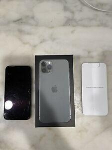 Iphone 11 pro 256gb - Midnight Green (Sprint)