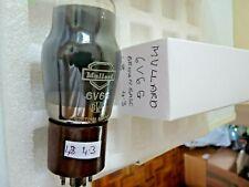 6V6G Mullard Brown  Base   Tube Valve New Old Stock 1 pc  Ma19A