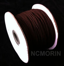 300 ft. 1.4mm Dark Brown Window Blind Cord, String Honeycomb, Cell Shade, Blinds