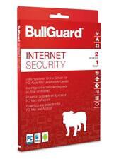 BullGuard Internet Security 2020-2021- 2 PC 1 Jahr Download / KEY / Windows MAC