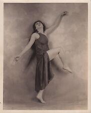 Manya Rudina Artist & Model VINTAGE c.1930s Art Deco photo by Campbell Studios