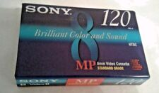 *NEW* SONY 8 mm STANDARD VIDEO CASSETTE