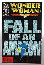Wonder Woman #100 (Jul 1995, DC) Centennial Edition