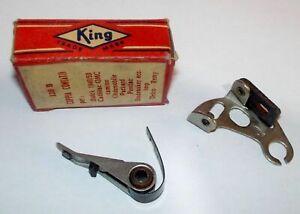 BUICK (1940 - 1953) - CADILLAC/ CONTATTI PUNTINE SPINTEROGENO/ CONTACT SET