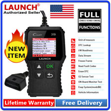 LAUNCH X431 VII+ CR319 EOBD OBD2 Automotive Code Reader Diagnostic Scanner Tool
