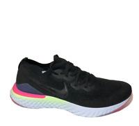 Nike Epic React Flyknit 2 Mens Running Shoes 15 Black Sapphire BQ8928-003