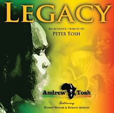 Andrew Tosh - Legacy: An Acoustic Tribute to Peter Tosh [New CD]