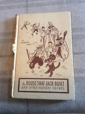 VINTAGE - A LADYBIRD BOOK - THE HOUSE THAT JACK BUILT - 1958/SERIES 413/11th EDT