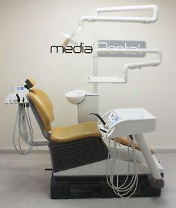 Sirona C4+ Behandlungseinheit Zahnarztstuhl