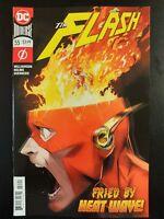 FLASH #55a (2018 DC Universe Comics) ~ VF/NM Book