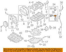 VW VOLKSWAGEN OEM 13-17 Beetle Engine Parts-Filter Element Seal 06K115441D