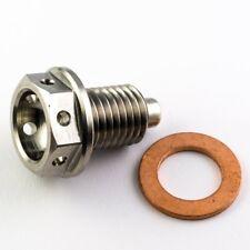 Honda CBR1000RR 06-07 Race Stainless Steel Sump Plug Magnetic