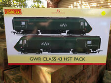 Hornby R3685 GWR HST train pack Meningitis Trust New