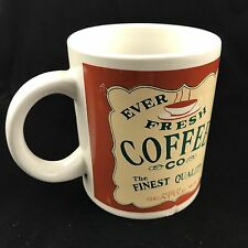 BI INC Ever Fresh Co. Coffee The Finest Quality Seattle WA Mug