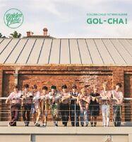 K-POP Golden Child 1st Mini Album [Gol-Cha!] CD+Photobook+Photocard+Frame Card