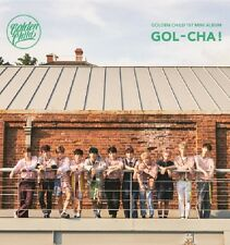 K-Pop Golden Child 1st Mini Album [Gol-Cha!] Cd+Photobook+Photocard+Fr ame Card