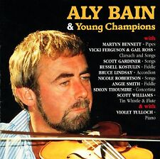 CD: Aly Bain & Young Champions