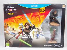 Nintendo Wii U Disney Infinity 3.0 Star Wars Starter Pack