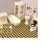 DOLLS house 12th scale Doccia & Bagno-FULL Suite