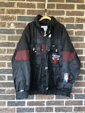 NBA Vintage Chicago Bulls Logo Athletic Winter Jacket (XL)