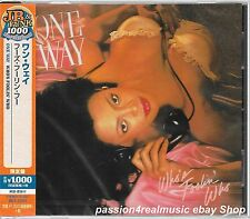 One Way WHO'S FOOLIN WHO 2015 UNIVERSAL Japan CD UICY-77167 BN FS