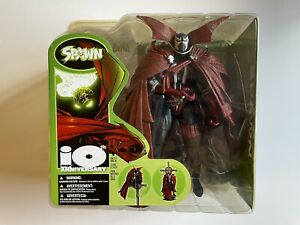 Spawn McFarlane Toys Image Comics 10th Anniversary Action Figure 2002