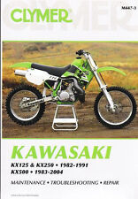 1983-2004 Kawasaki Kx125 Kx250 Kx500 Repair Service Workshop Shop Manual M4473 (Fits: Kawasaki)