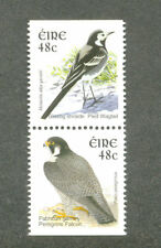 Ireland-Falcon-Wagtail -1477ab pair mnh- ex booklet-gummed