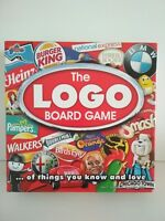 LOGO The Family Trivia Board Game by Drumond Park ...Of Things You Know And Love