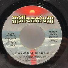 Meco - Star Wars Cantina Theme / Funk 45 - Millennium - Tested EX - F1