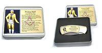 """7"""" Prince Hall Knife Set -Legendary Mason Freemason Gift Set"""