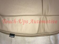 2012 Ford F-150 XLT Super Crew Cab Katzkin Leather Seat Adobe F150 Perforated