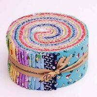 """40-2.5"""" STRIPS~ROLIE POLIE~STORYTIME 30S~REPRO~Penny Rose Designs~""""JELLY ROLL"""""""