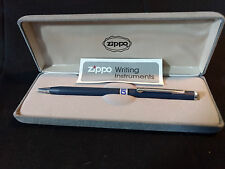 Collectible ZIPPO Exide Advertising Pen With Case Writing Instrument