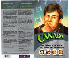 Canada 2006 Sc2154 $ 32.00 MiMH323-6 40.00 MiEu 4bklt mnh Canadians in Hollywood