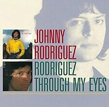 Johnny Rodriguez - Rodriguez  Through My Eyes [CD]