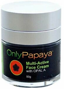Only Papaya Multi-Active Face Cream with OPAL A 50g