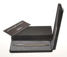 Parafernalia by Pininfarina special Titanium 1995 fountain pen new old stock