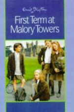 First Term at Malory Towers by Blyton, Enid Paperback Book The Fast Free
