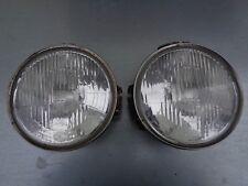 Scheinwerfer Datsun Sunny Nissan B110 Rund Lampen Hella H4