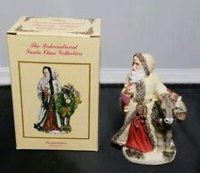 The International Santa Claus Collection Lamiclaus Claus Switzerland Figurine